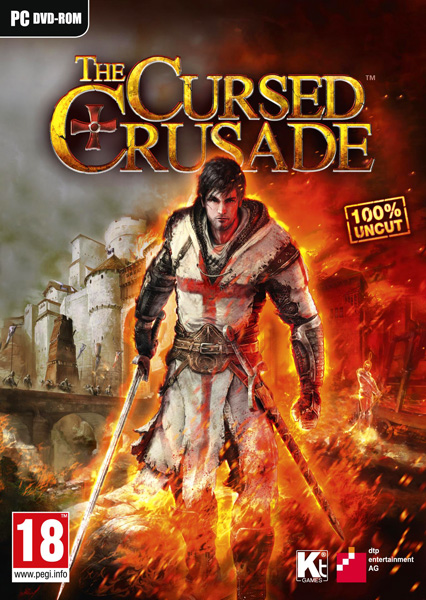 Cover The Cursed Crusade (2011) PC | Repack от R.G. Механики