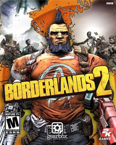 Poster Borderlands 2: Premier Club Edition (2012)