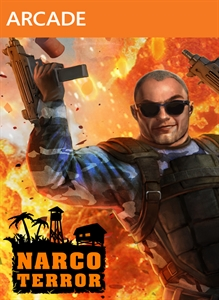 Cover Narco Terror (2013) PC | RePack от R.G. Механики