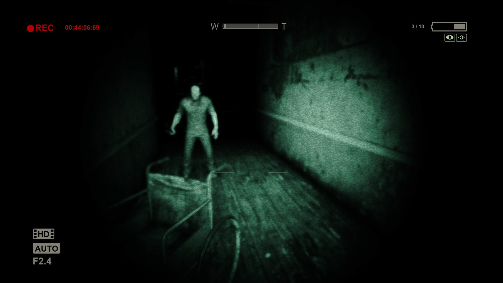 Screenshot for the game Outlast (2013) PC | RePack от R.G. Механики