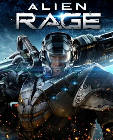Poster Alien Rage - Unlimited (2013)