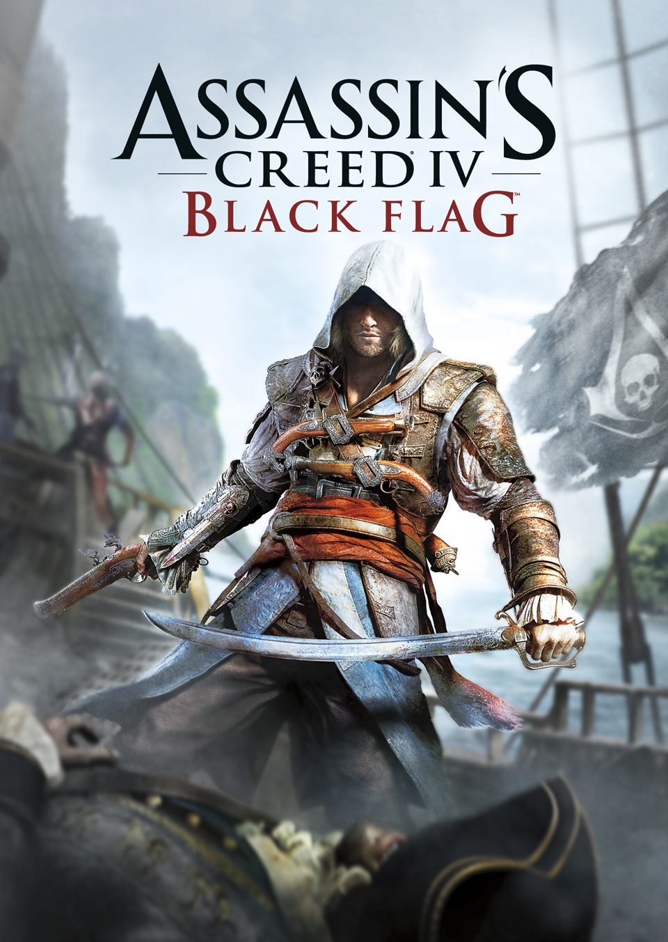 Cover Assassin's Creed IV: Black Flag (2013) PC | Rip от R.G. Механики