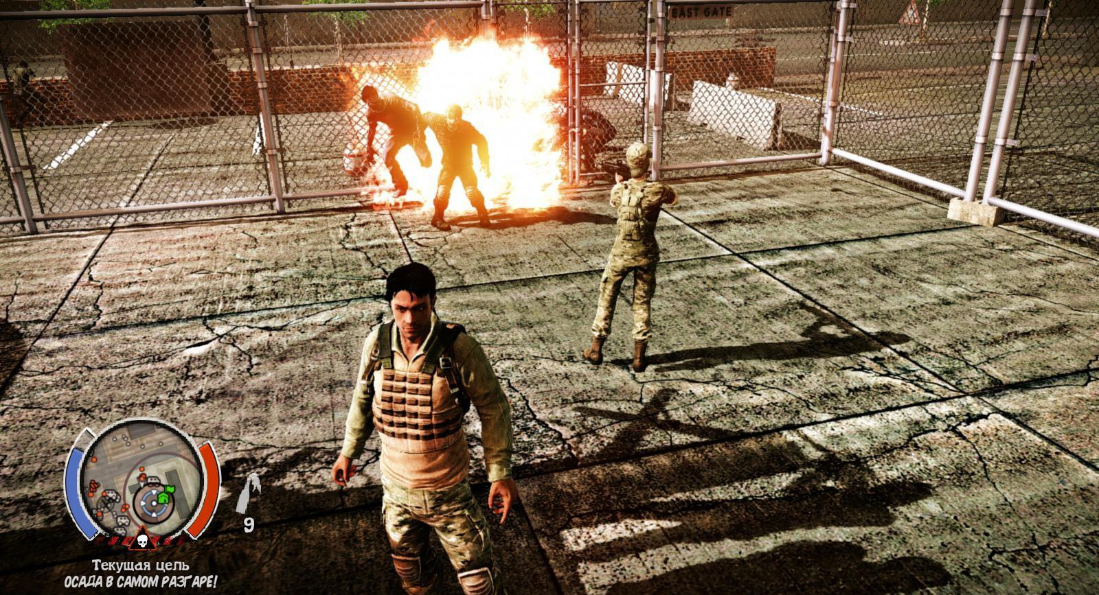 Screenshot for the game State of Decay (2013) PC | RePack от R.G. Механики