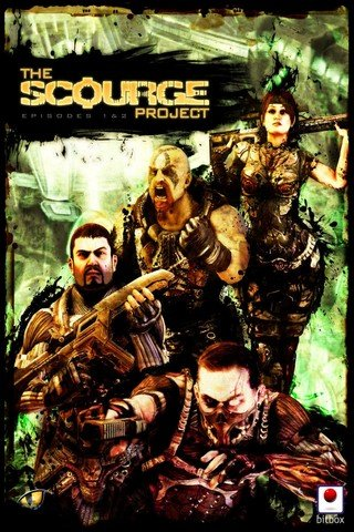 Poster The Scourge Project: Episode 1 and 2 (2010)