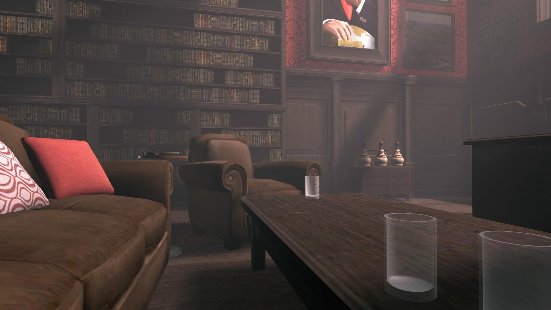 Screenshot for the game Притча о Стенли / The Stanley Parable (2013) PC | RePack от R.G. Механики