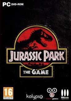 Cover Jurassic Park: The Game (2011) PC | RePack от R.G. Механики