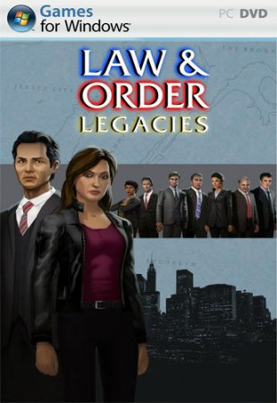 Poster Law & Order: Legacies (2012)
