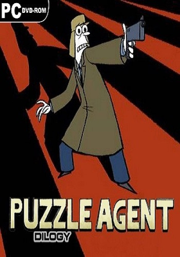 Cover Puzzle Agent: Dilogy (2010-2011) PC | RePack от R.G. Механики
