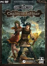 Cover The Dark Eye: Chains of Satinav (2012) PC | RePack от R.G. Механики