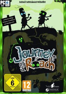 Cover Journey of a Roach (2013) PC | RePack от R.G. Механики