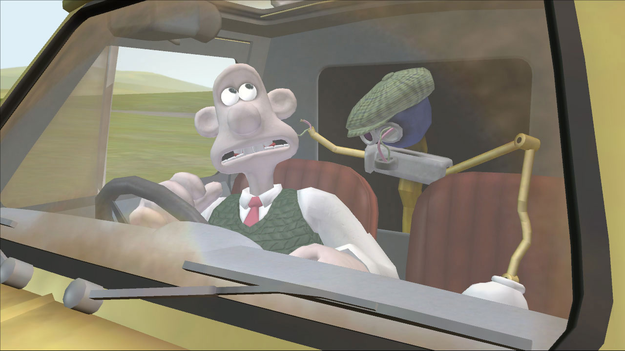 Screenshot for the game Wallace & Gromit's Grand Adventures (2010) PC | RePack от R.G. Механики