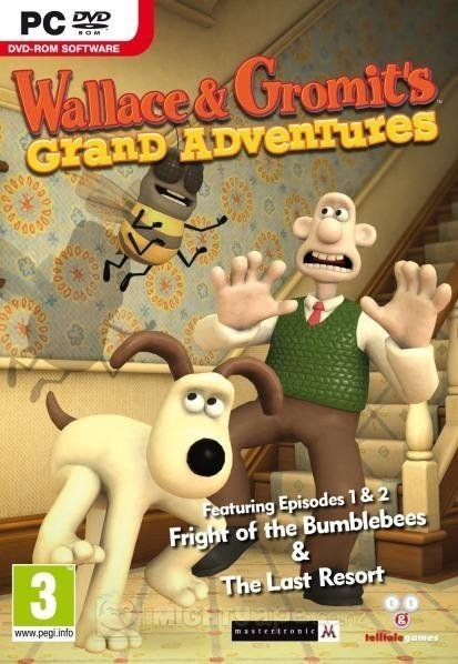 Poster Wallace & Gromit's Grand Adventures (2010)