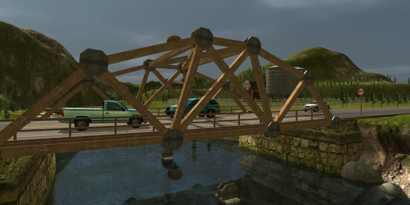 Screenshot for the game Bridge Project (2013) PC | RePack от R.G. Механики
