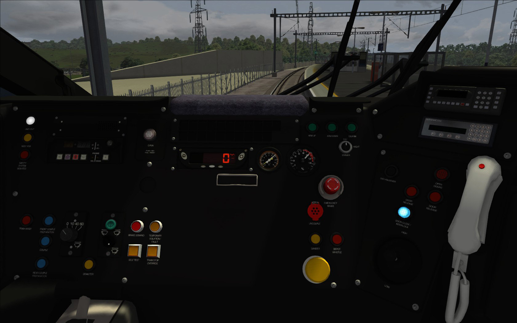 Screenshot for the game Train Simulator 2014: Steam Edition (2013) PC | RePack от R.G. Механики