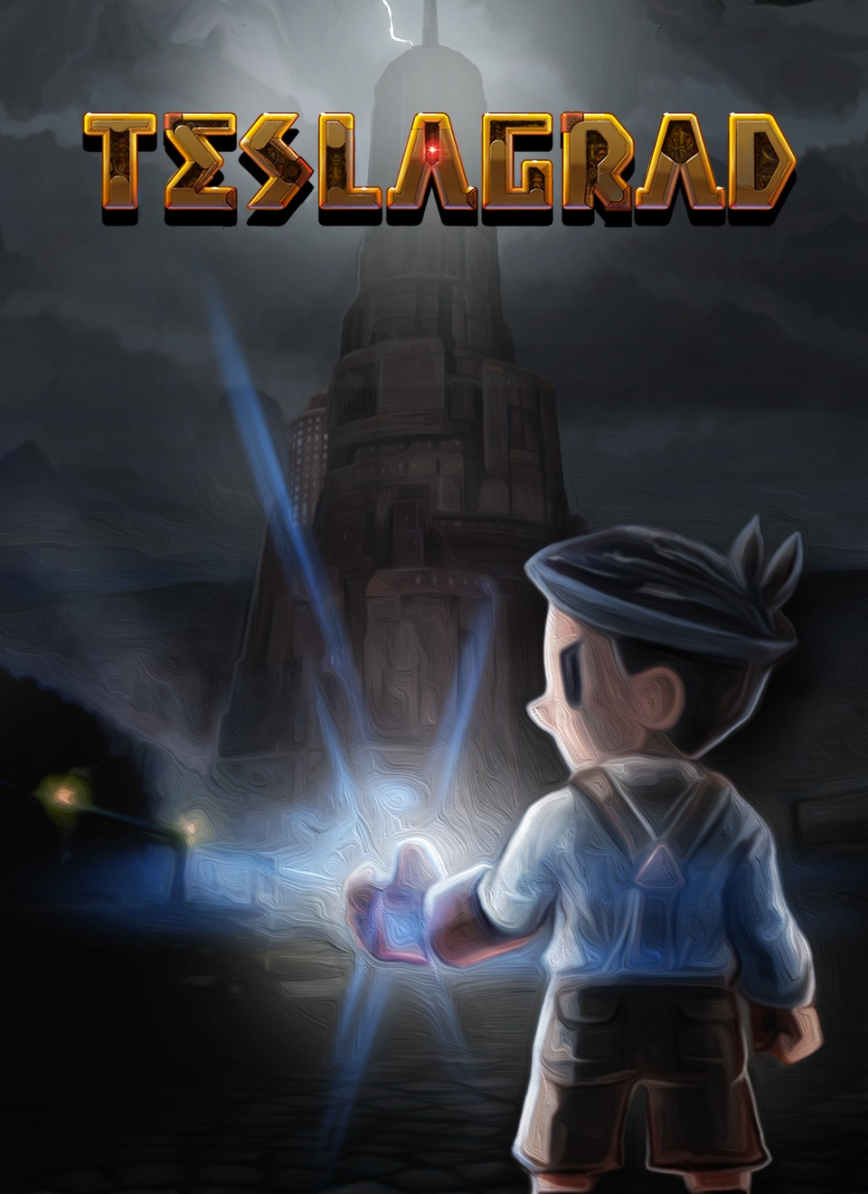 Cover Teslagrad (2013) PC | RePack от R.G. Механики
