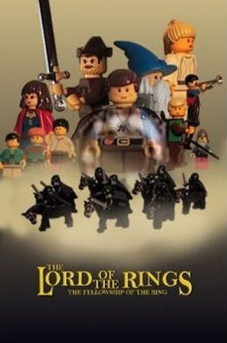 Poster LEGO The Lord of the Rings (2011)