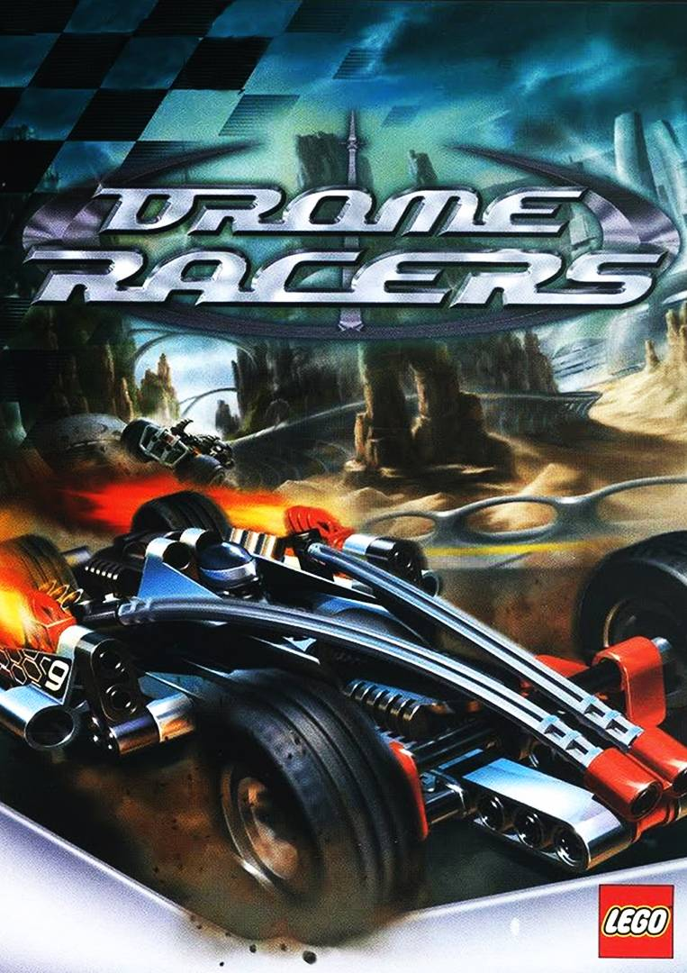 Poster LEGO Drome Racers (2002)