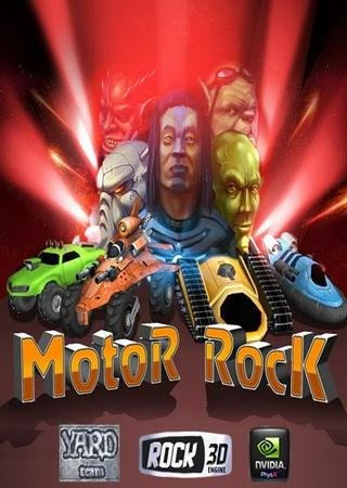 Cover Motor Rock (2013) PC | RePack от R.G. Механики