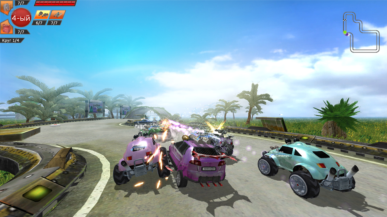 Screenshot for the game Motor Rock (2013) PC | RePack от R.G. Механики