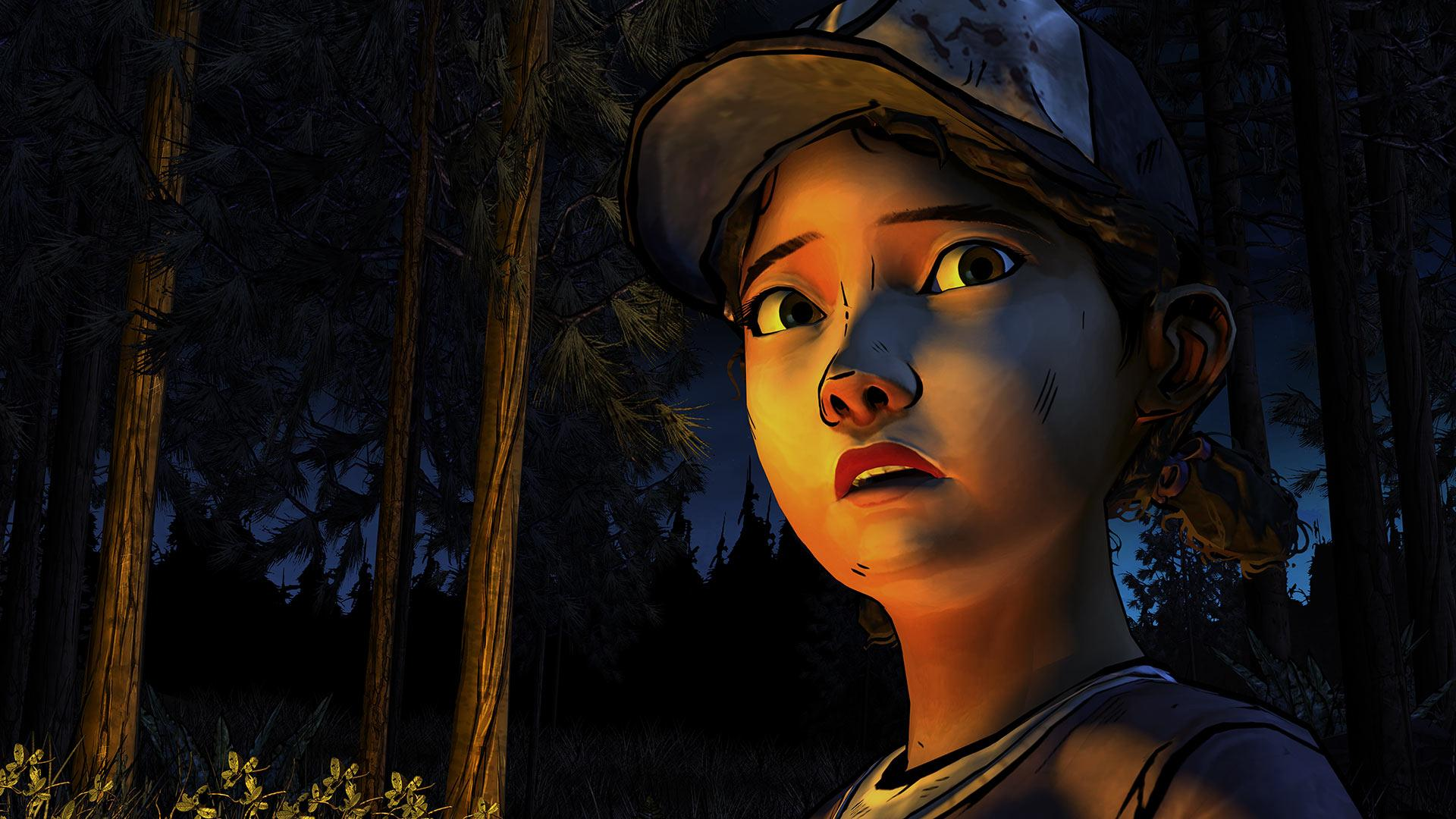 Screenshot for the game The Walking Dead: Season 2 - Episode 1 (2013) PC | RePack от R.G. Механики