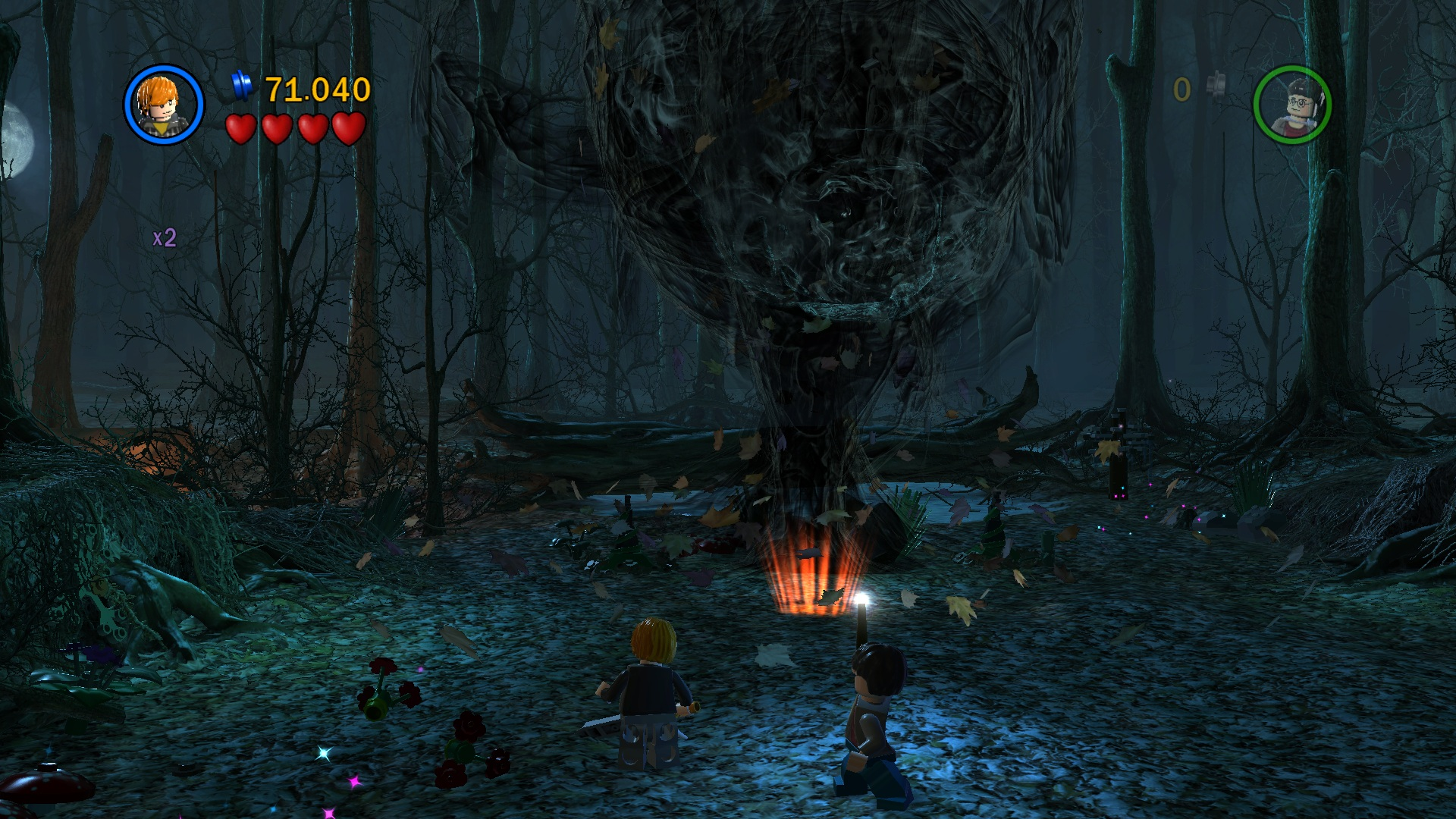 Screenshot for the game LEGO Harry Potter: Dilogy (2010 - 2011) PC | RePack от R.G. Механики