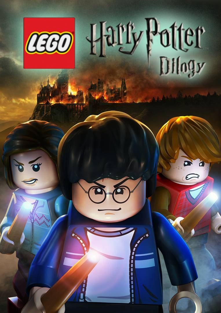 Poster LEGO Harry Potter: Dilogy (2010 l 2011)