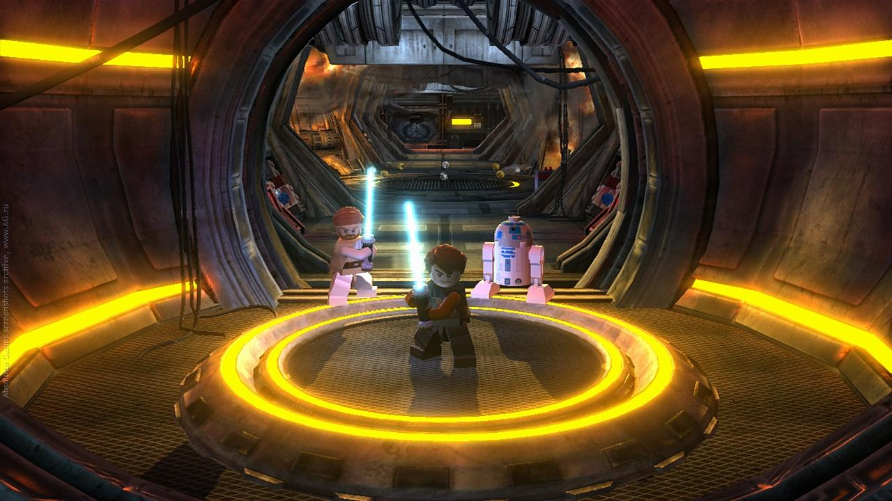 Screenshot for the game LEGO Star Wars: Dilogy (2009 - 2011) PC | RePack от R.G. Механики