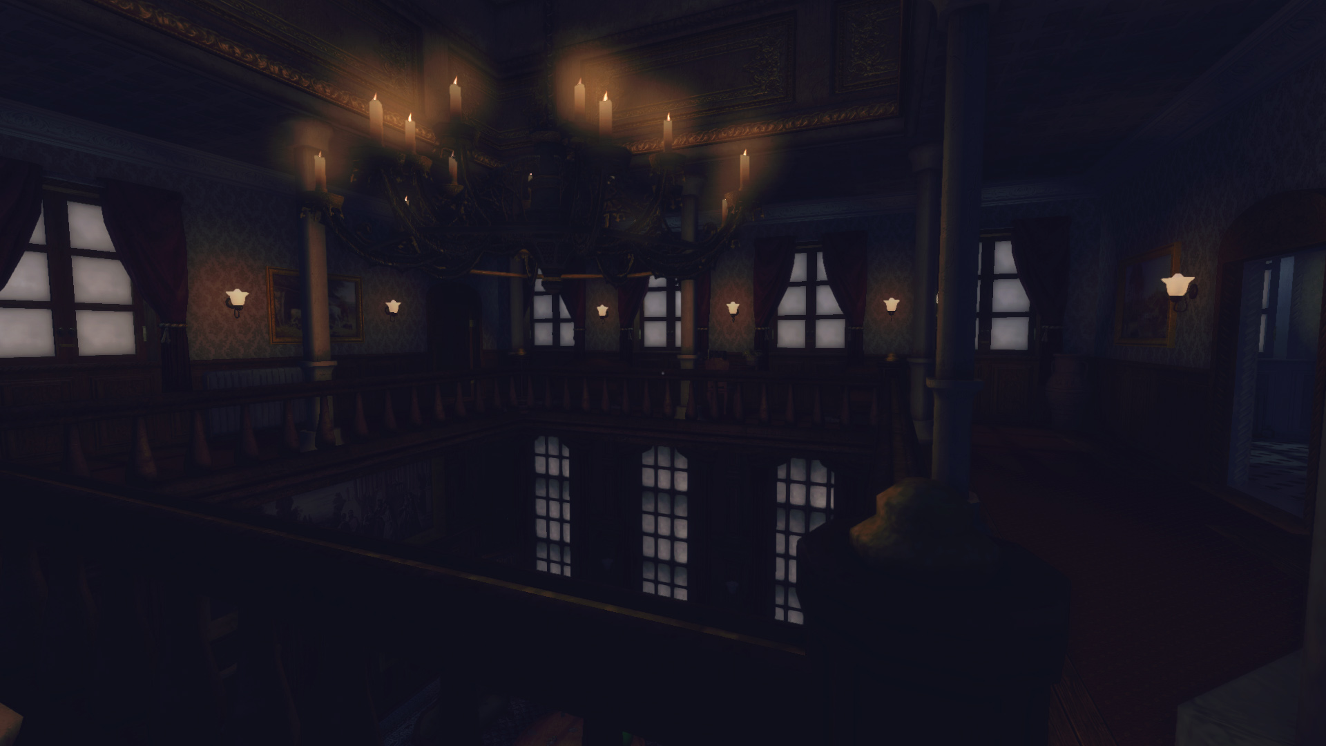 Screenshot for the game Амнезия / Amnesia: Dilogy (2010-2013) PC | RePack от R.G. Механики