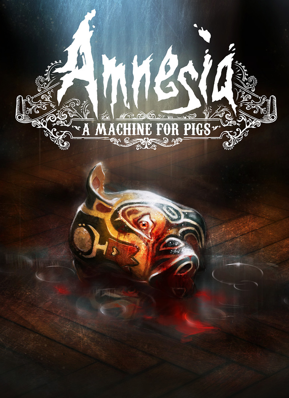 Cover Амнезия / Amnesia: Dilogy (2010-2013) PC | RePack от R.G. Механики