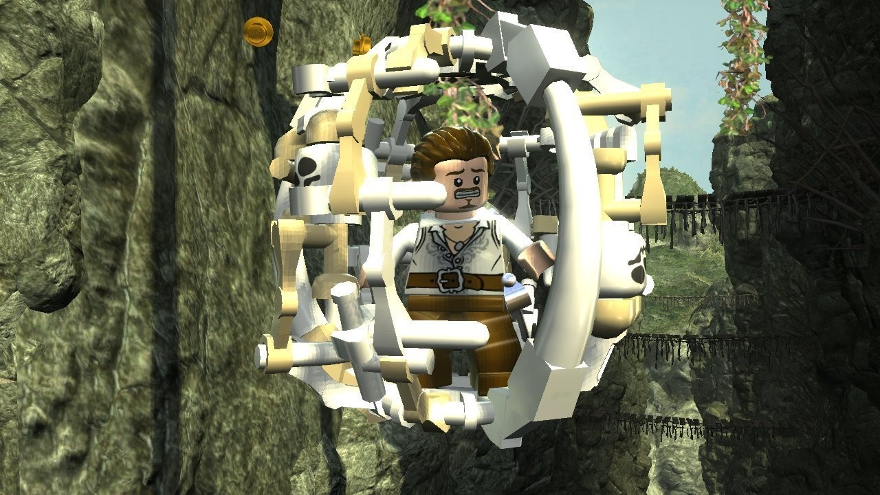 Screenshot for the game LEGO Pirates of the Caribbean (2011) PC | RePack от R.G. Механики
