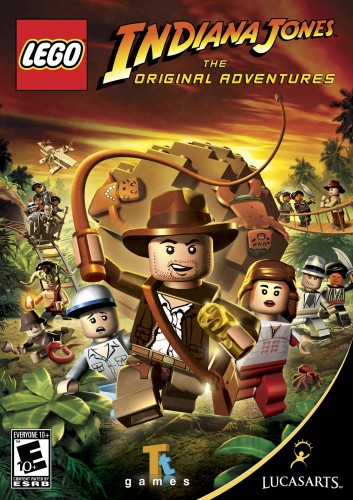 Poster LEGO Indiana Jones: Dilogy (2008 l 2009)