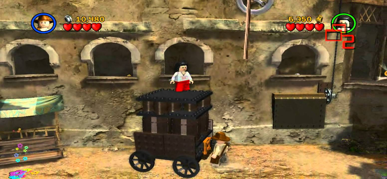 Screenshot for the game LEGO Indiana Jones: Dilogy (2008 - 2009) PC | RePack от R.G. Механики!