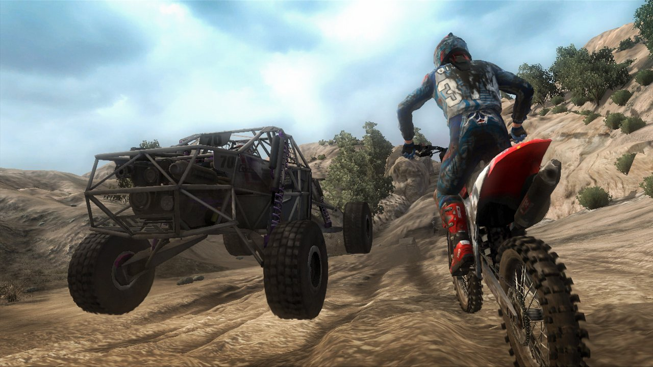 Screenshot for the game MX vs ATV: Reflex (2010) PC | RePack от R.G. Механики