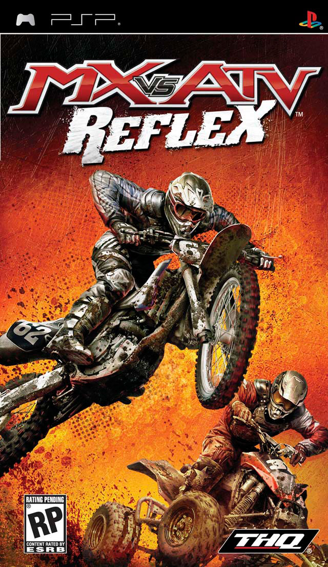 Poster MX vs ATV: Reflex (2010)
