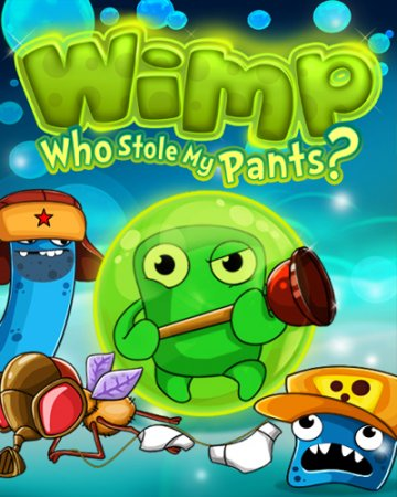 Cover Wimp - Who Stole My Pants