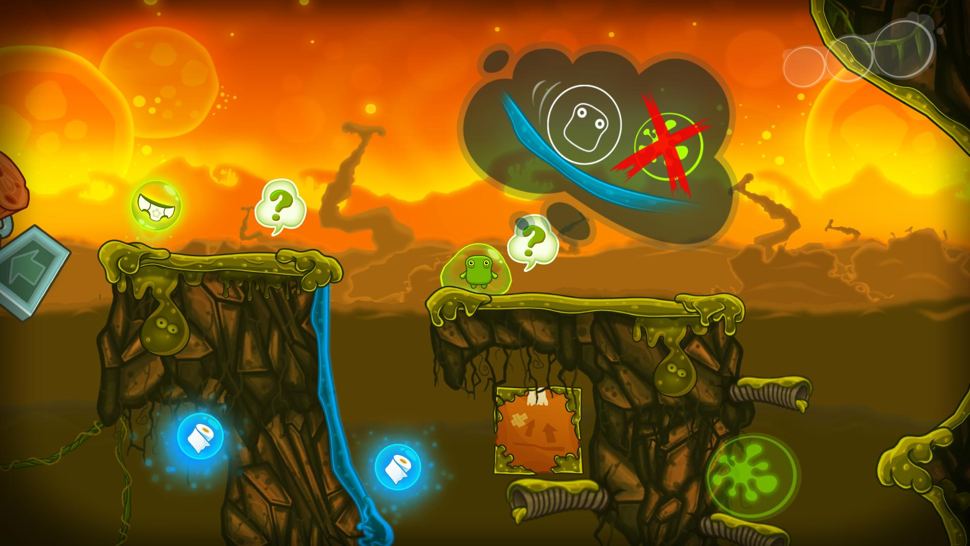 Screenshot for the game Wimp - Who Stole My Pants (2013) PC | RePack от R.G. Механики