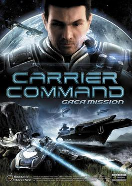 Poster Carrier Command: Gaea Mission (2012)