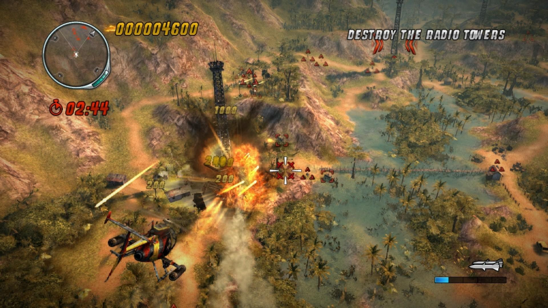Screenshot for the game Thunder Wolves (2013) PC | RePack от R.G. Механики