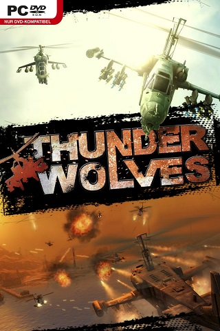 Cover Thunder Wolves