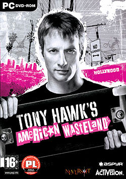 Cover Tony Hawk's American Wasteland
