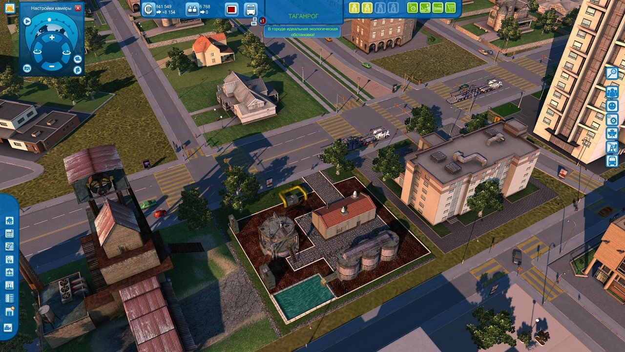 Screenshot for the game Cities XL: Trilogy (2010-2013) PC | RePack от R.G. Механики