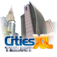 Poster Cities XL: Trilogy (2010 l 2011 l 2013)