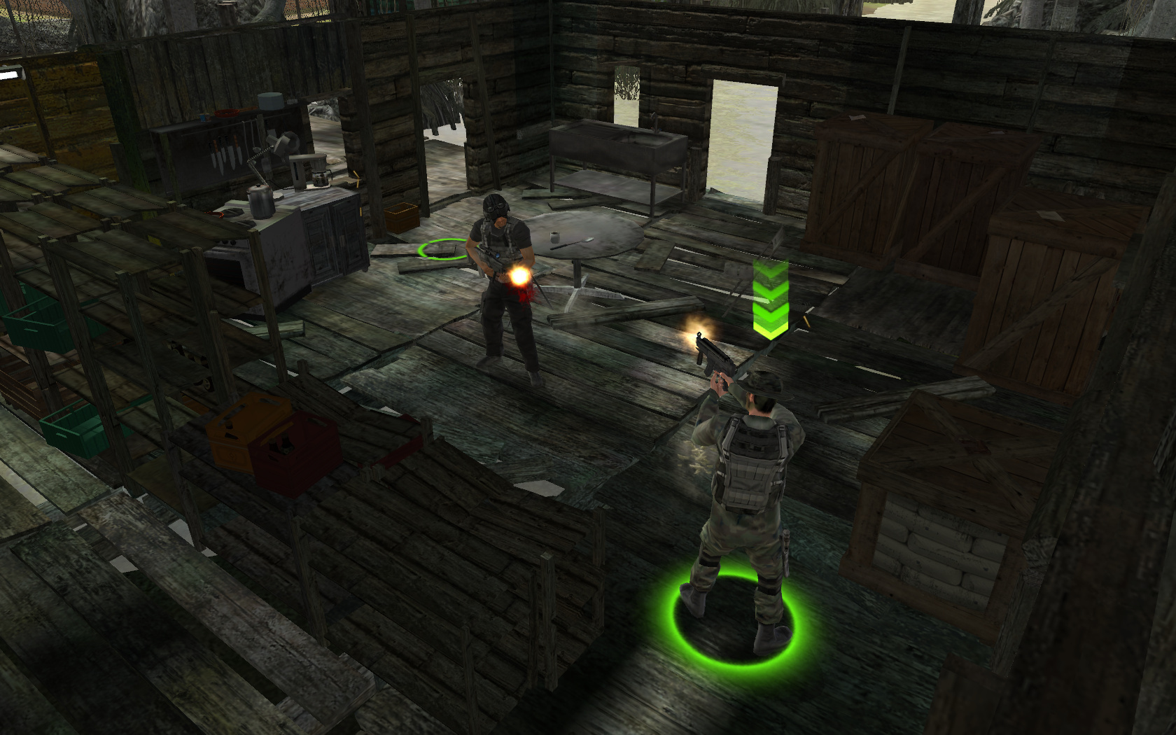 Screenshot for the game Jagged Alliance: Dilogy (2012) PC | RePack от R.G. Механики