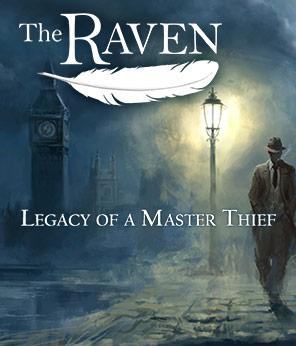 Poster The Raven - Legacy of a Master Thief (2013)
