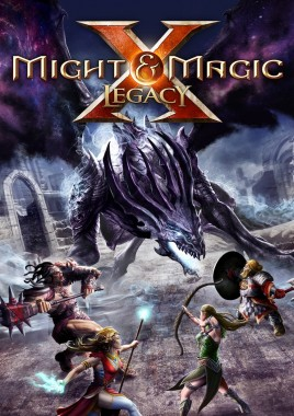 Cover Might & Magic X - Legacy (2014) PC | RePack от R.G. Механики