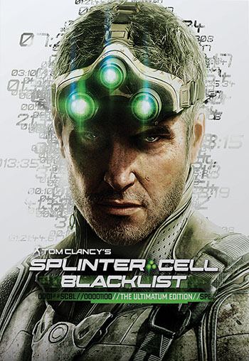 Cover Tom Clancy's Splinter Cell: Blacklist - Deluxe Edition (2013) PC | RePack от R.G. Механики