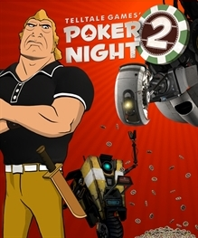 Cover Poker Night 2