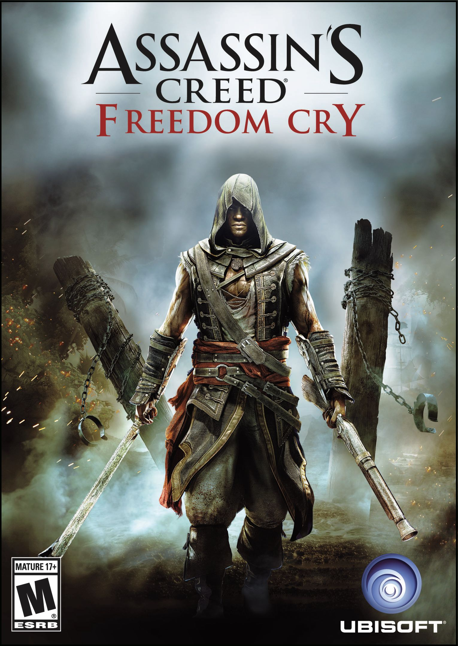 Poster Assassin's Creed: Freedom Cry (2014)