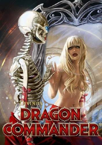 Poster Divinity: Dragon Commander - Imperial Edition (2013)