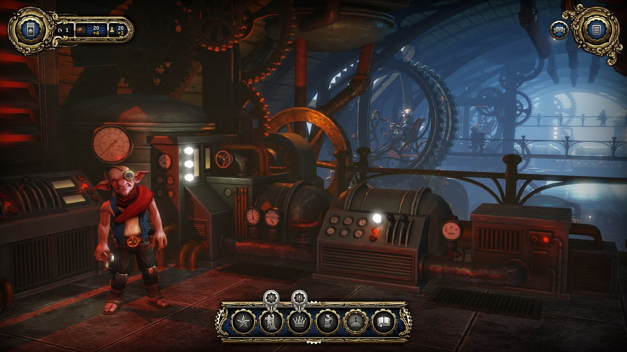Screenshot for the game Divinity: Dragon Commander - Imperial Edition [v 1.0.124] (2013) PC | RePack от R.G. Механики